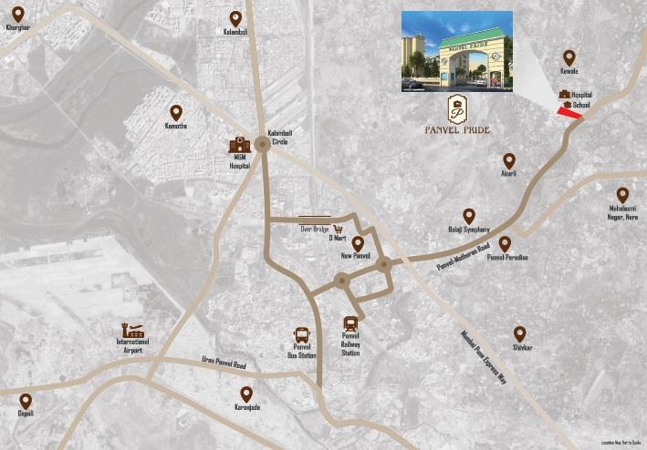 ashiana pride location image4