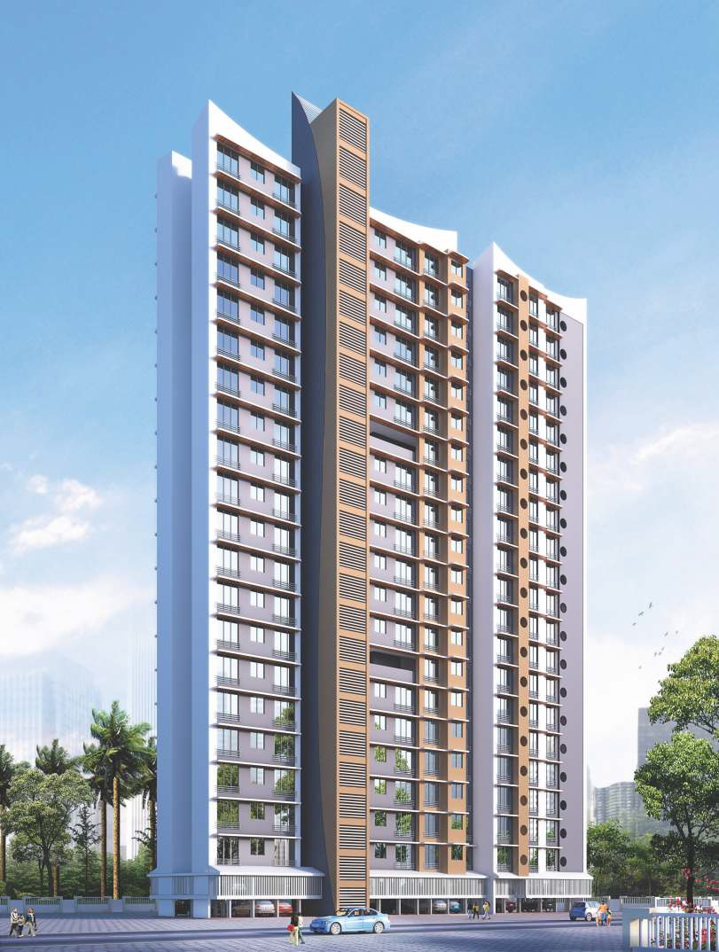 bhoomi samarth b wing project tower view2