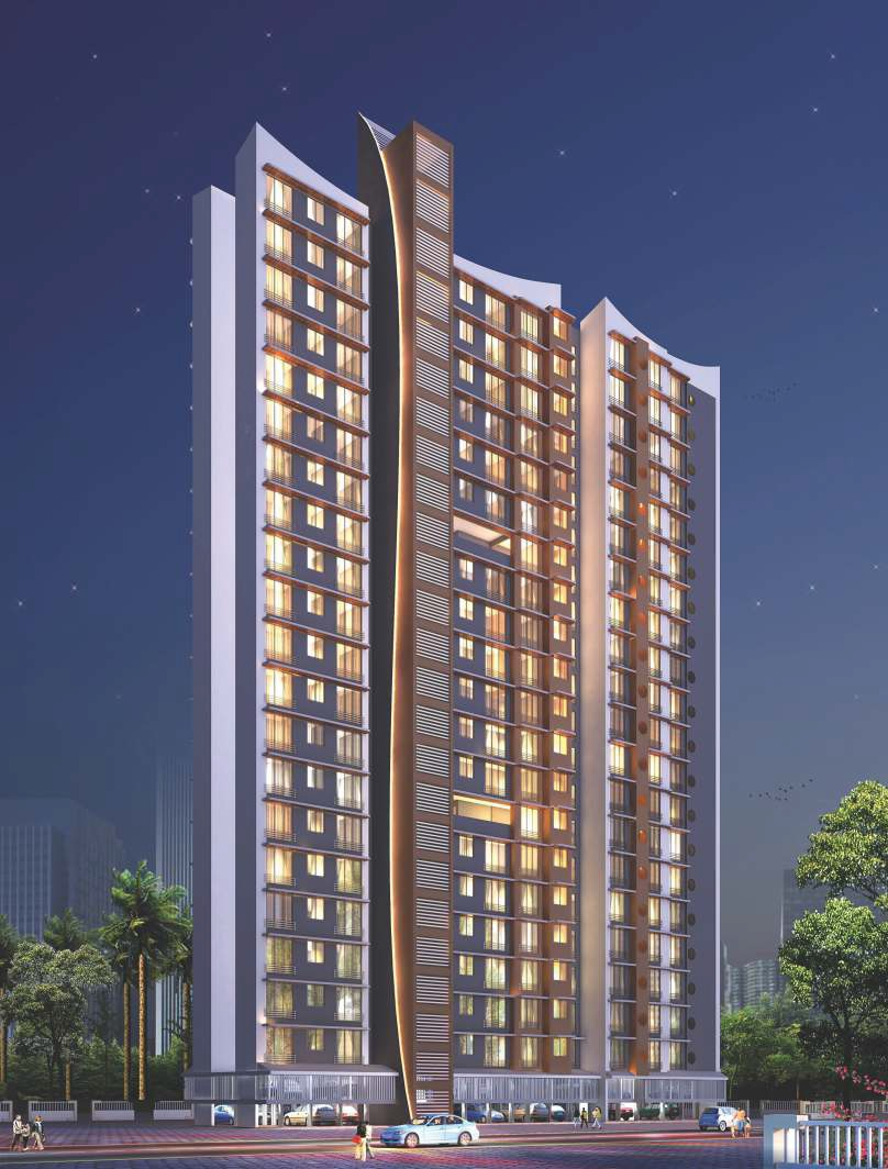 bhoomi samarth b wing project tower view3