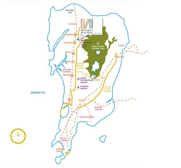 cci rivali park location image1