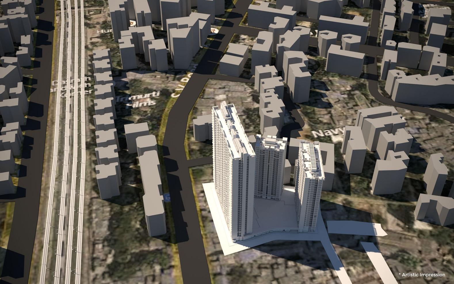 chandak next project tower view3