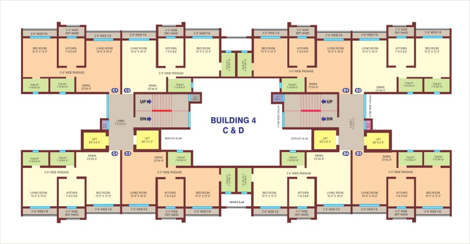 dattani vertex wing cd phase iv project floor plans1