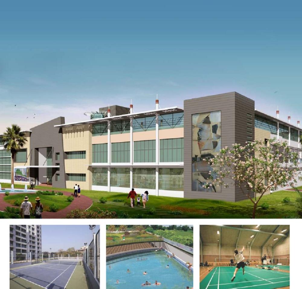 dosti vasudha project amenities features1