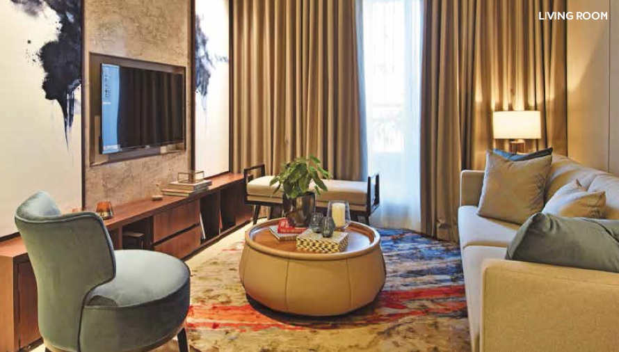 dosti west county apartment interiors1