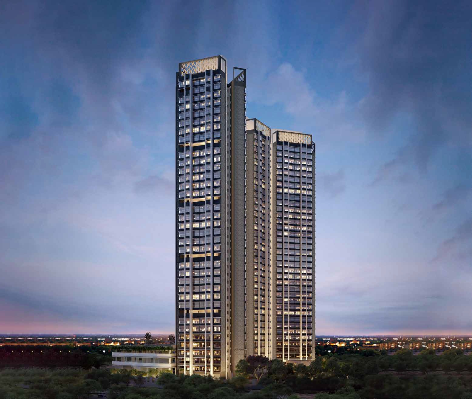 dynamix avanya project tower view1