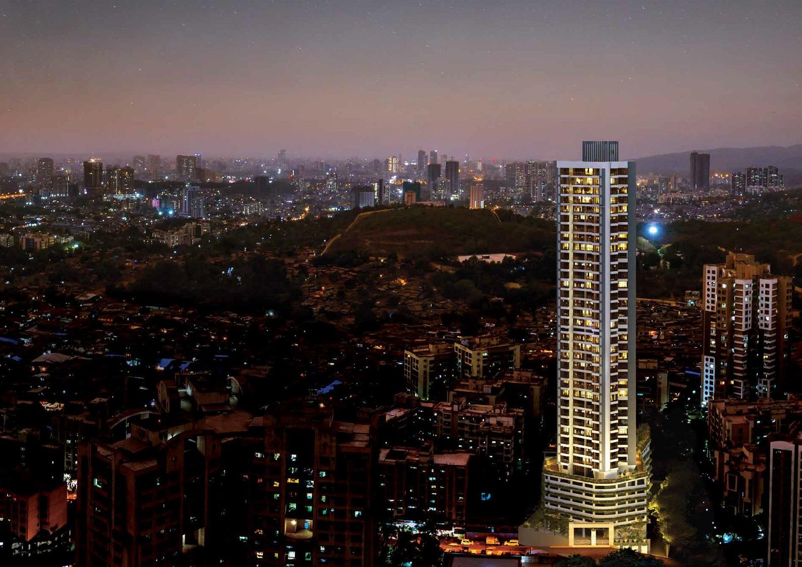 dynamix divum project tower view3