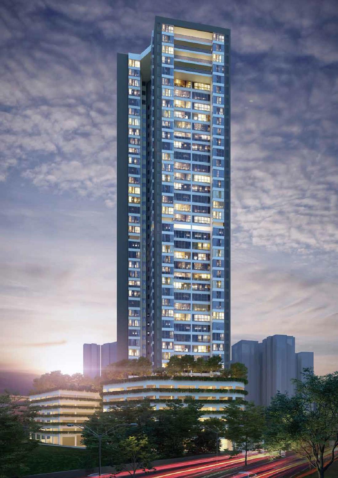 dynamix divum project tower view5