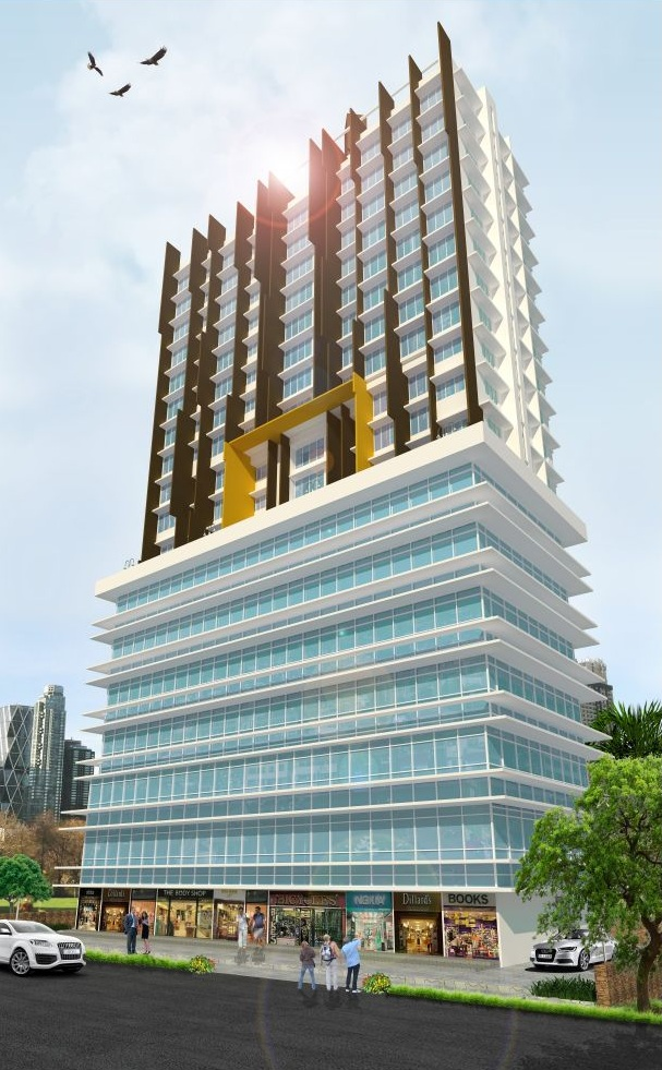 earth baug project tower view1