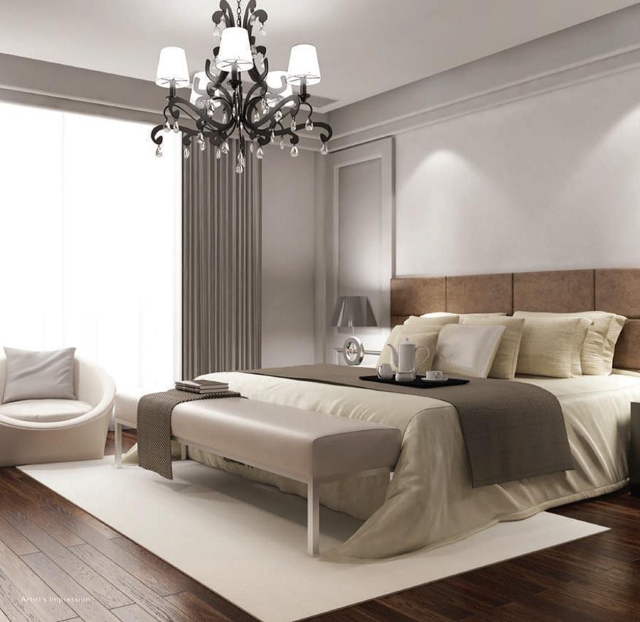 ekta lake riviera wing c apartment interiors8