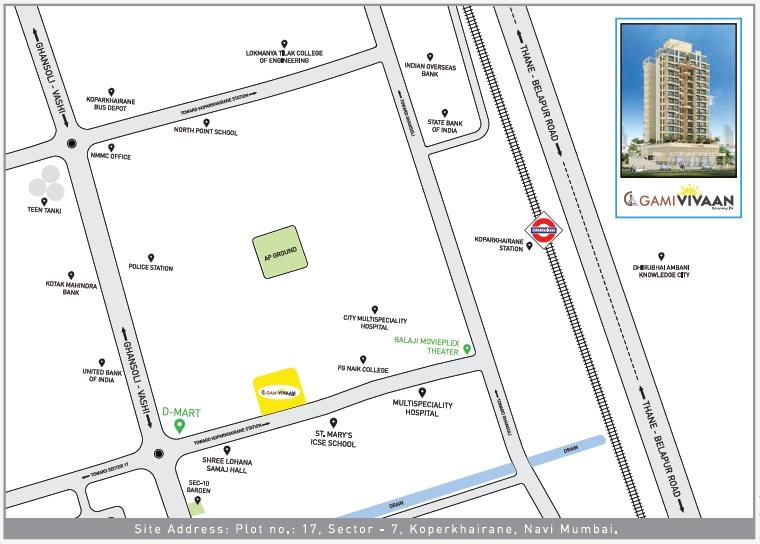 gami vivaan location image5