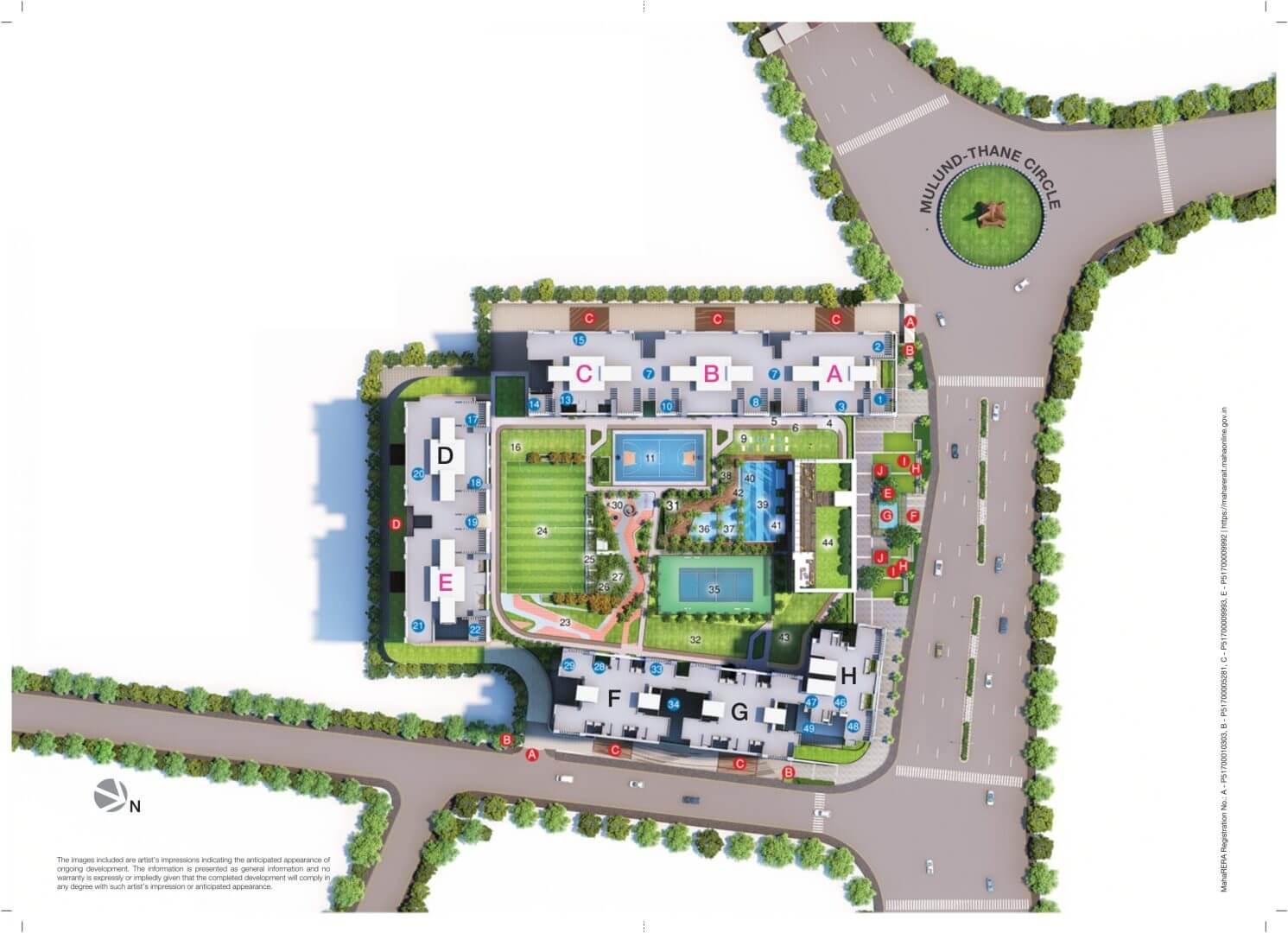 godrej alive master plan image1