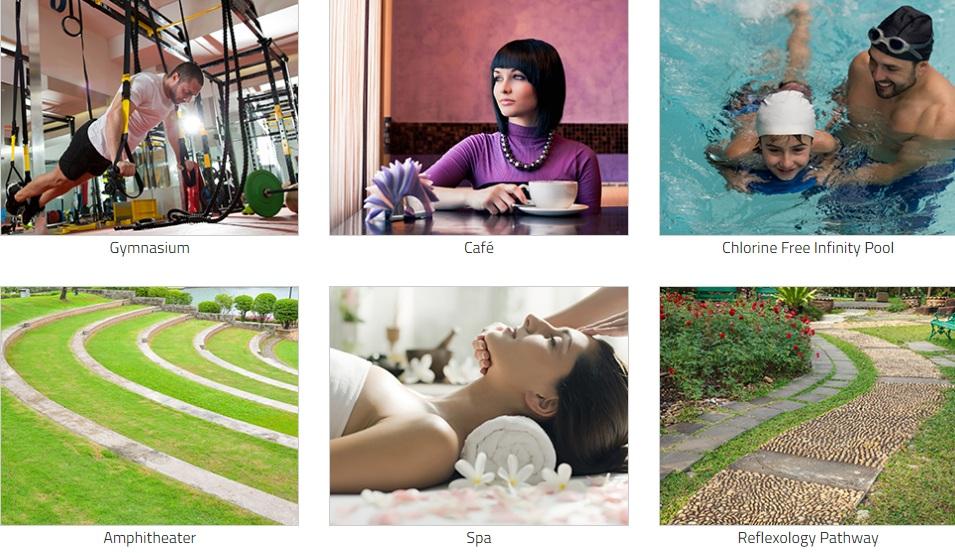 godrej city project amenities features1
