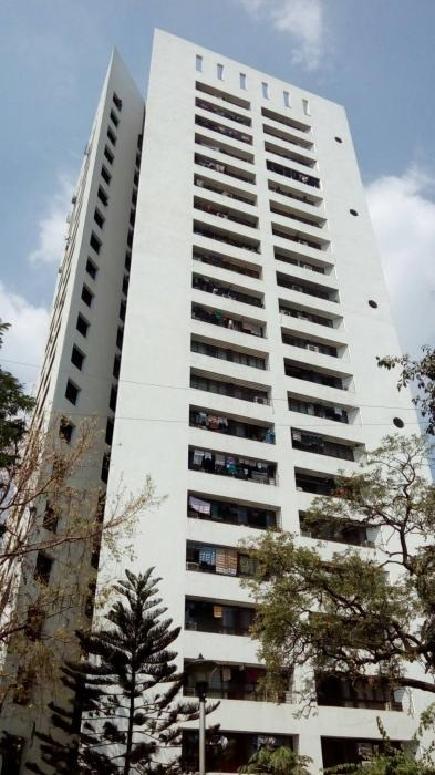 godrej garden enclave a type tower project tower view1