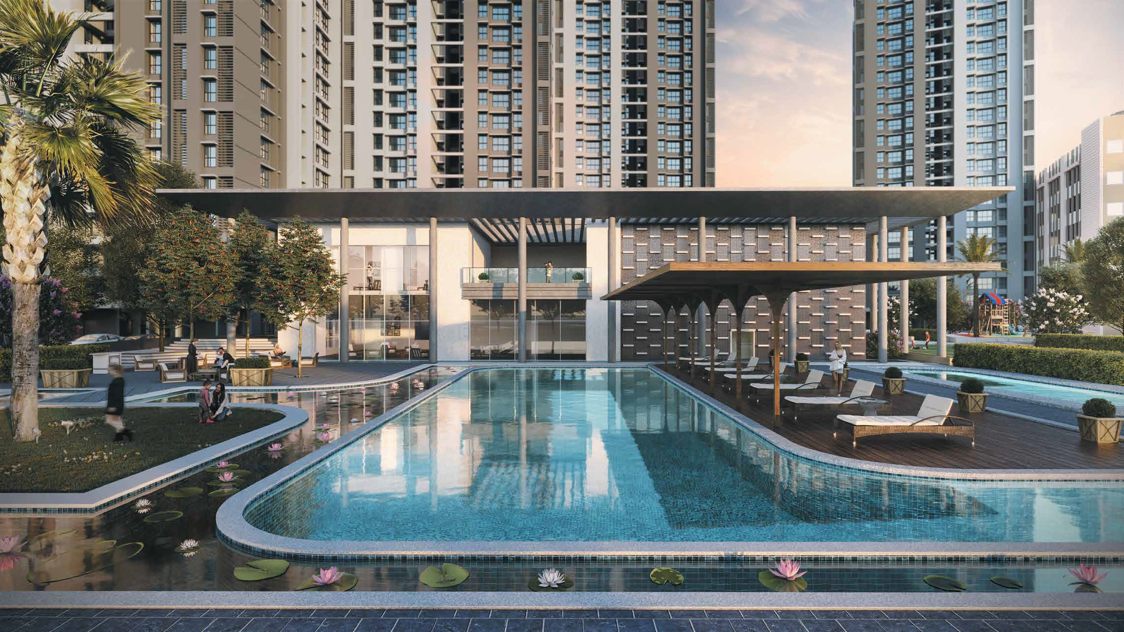 godrej nirvaan amenities features4