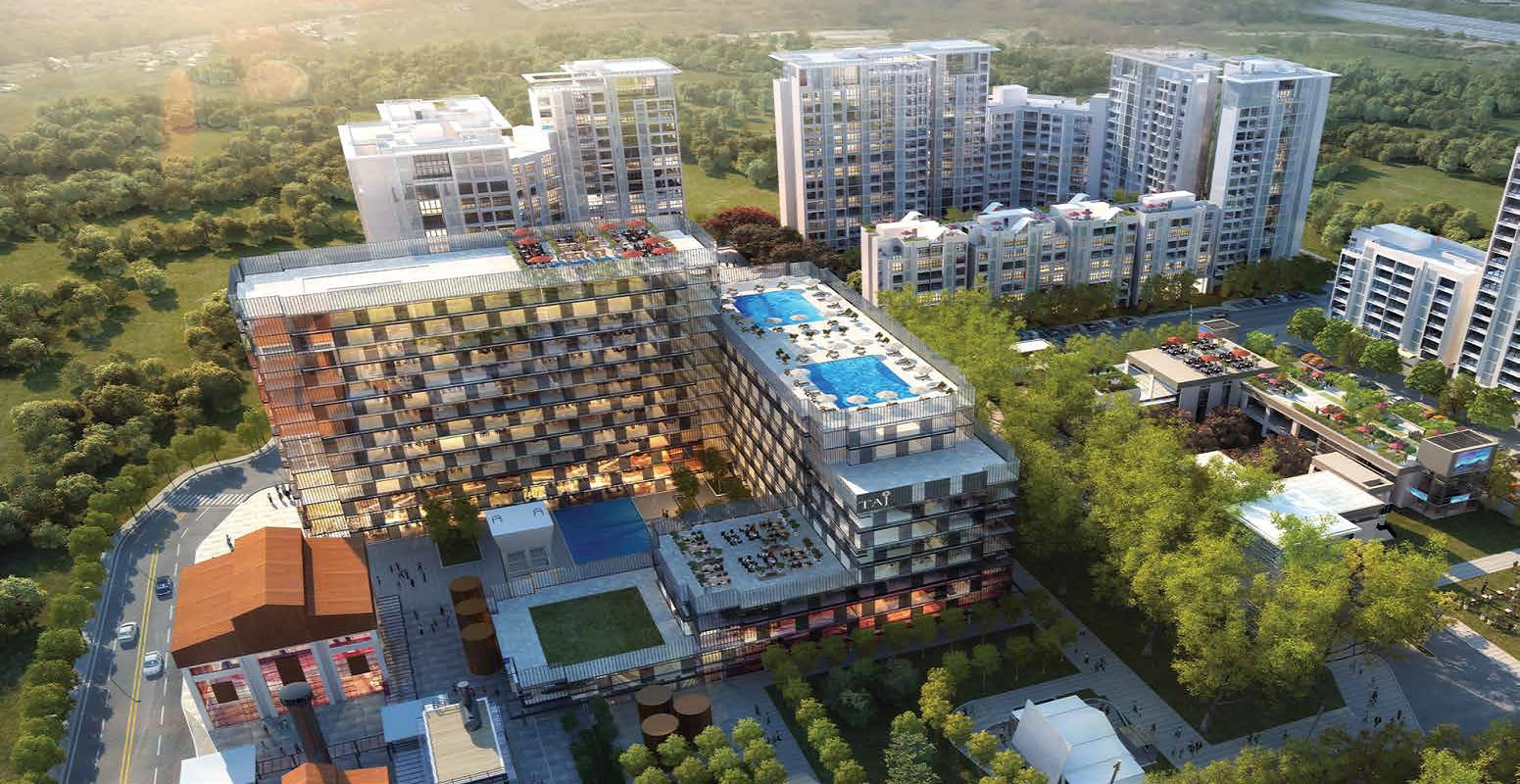 godrej the trees tower view30