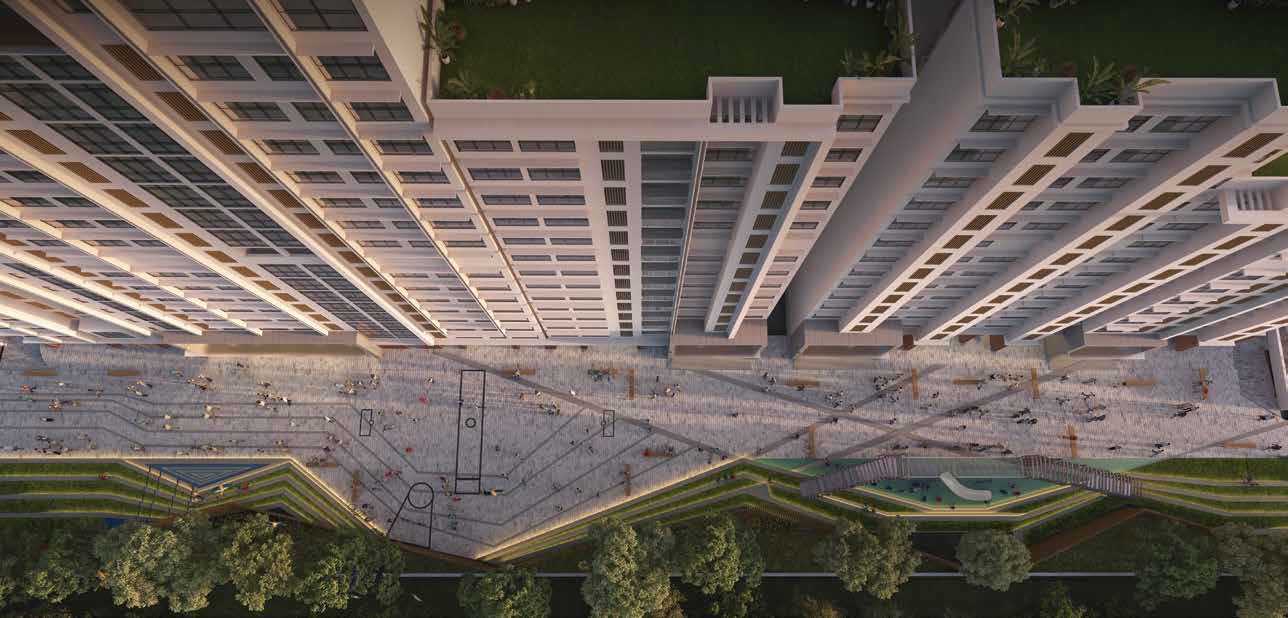 godrej the trees tower view34