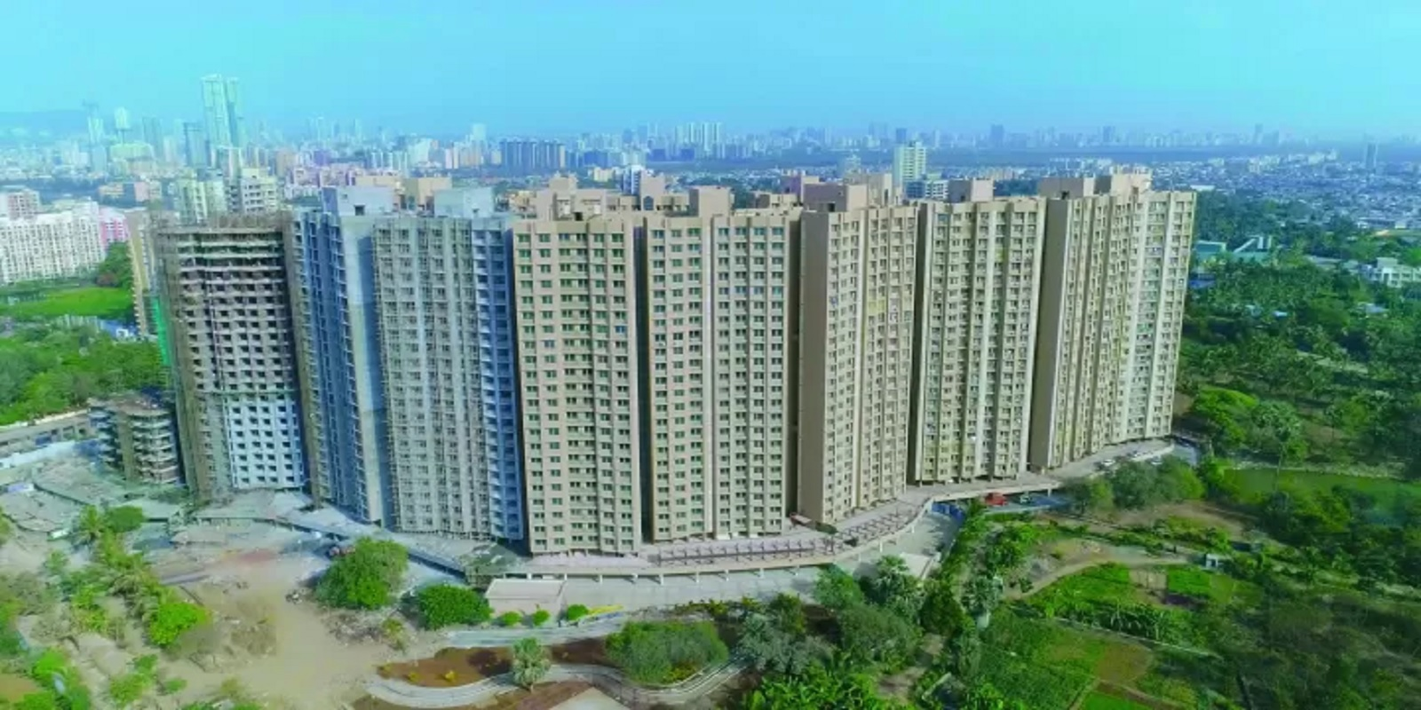 gurukrupa marina enclave wing k and l phase i project project large image1