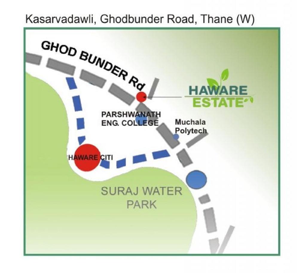 haware estate project location image1