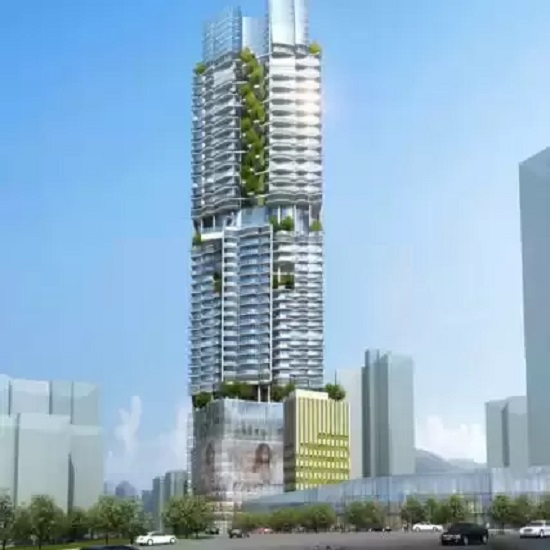 hbs view 360 mumbai project tower view1