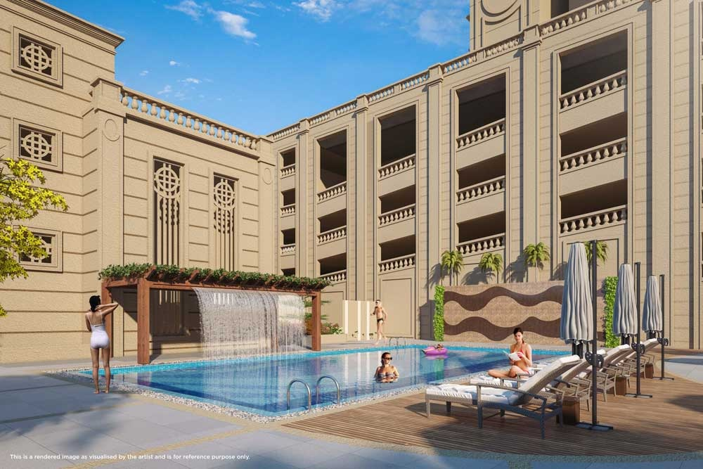 hiranandani castle rock wing c and d amenities features4