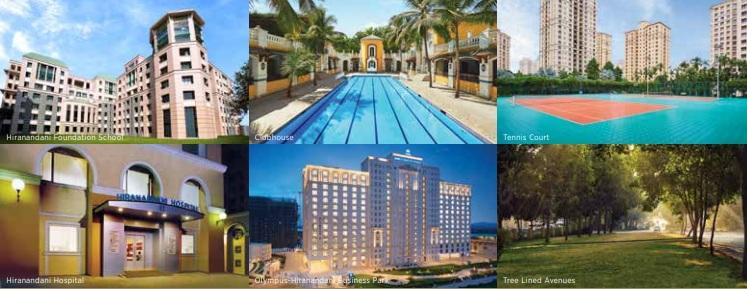 hiranandani obelia the walk amenities features5