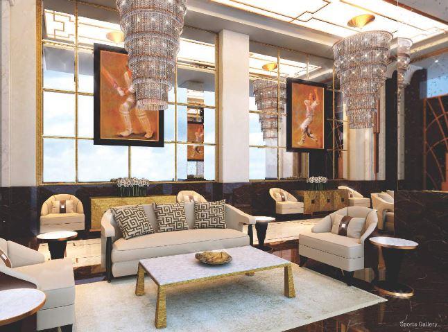 indiabulls blu tower a project apartment interiors1
