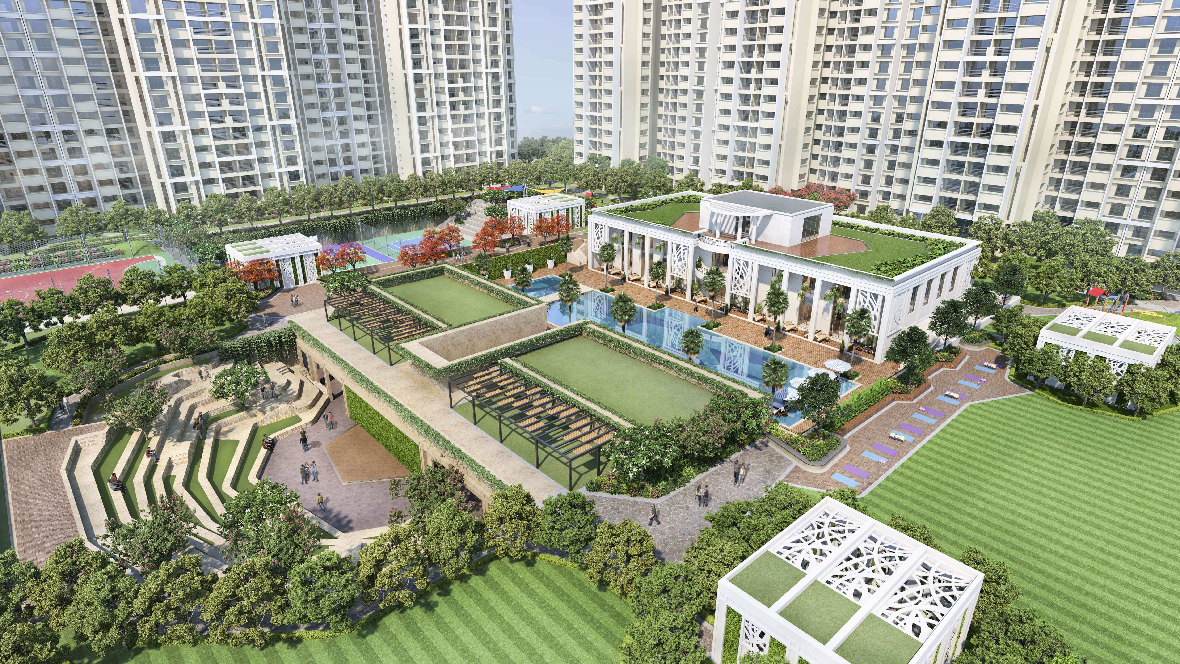 indiabulls daffodils tower amenities features10