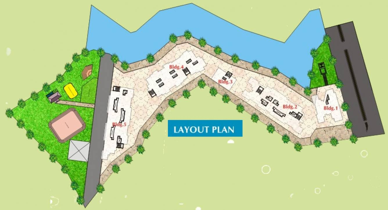 jainam phase 1 jainam garden project master plan image1