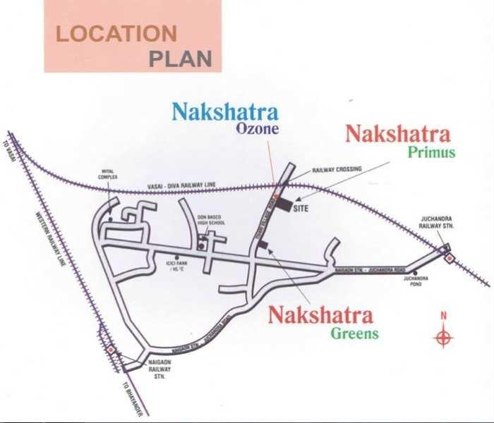 jsb nakshatra ozone project location image1