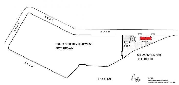 k raheja raheja residency project master plan image1