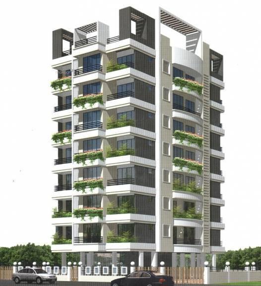 kabra nandanwadi project tower view1
