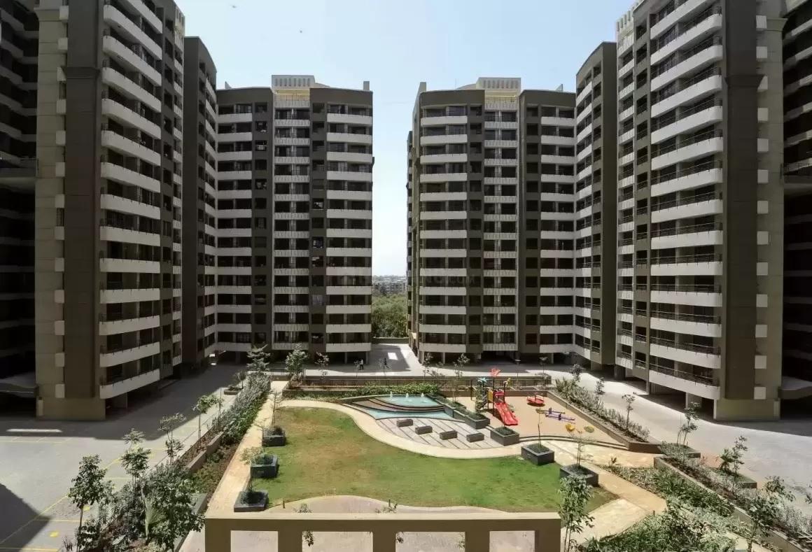 kalpataru srishti 350 chs ltd project tower view1