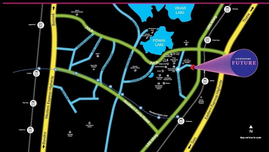 kanakia codename future project location image1
