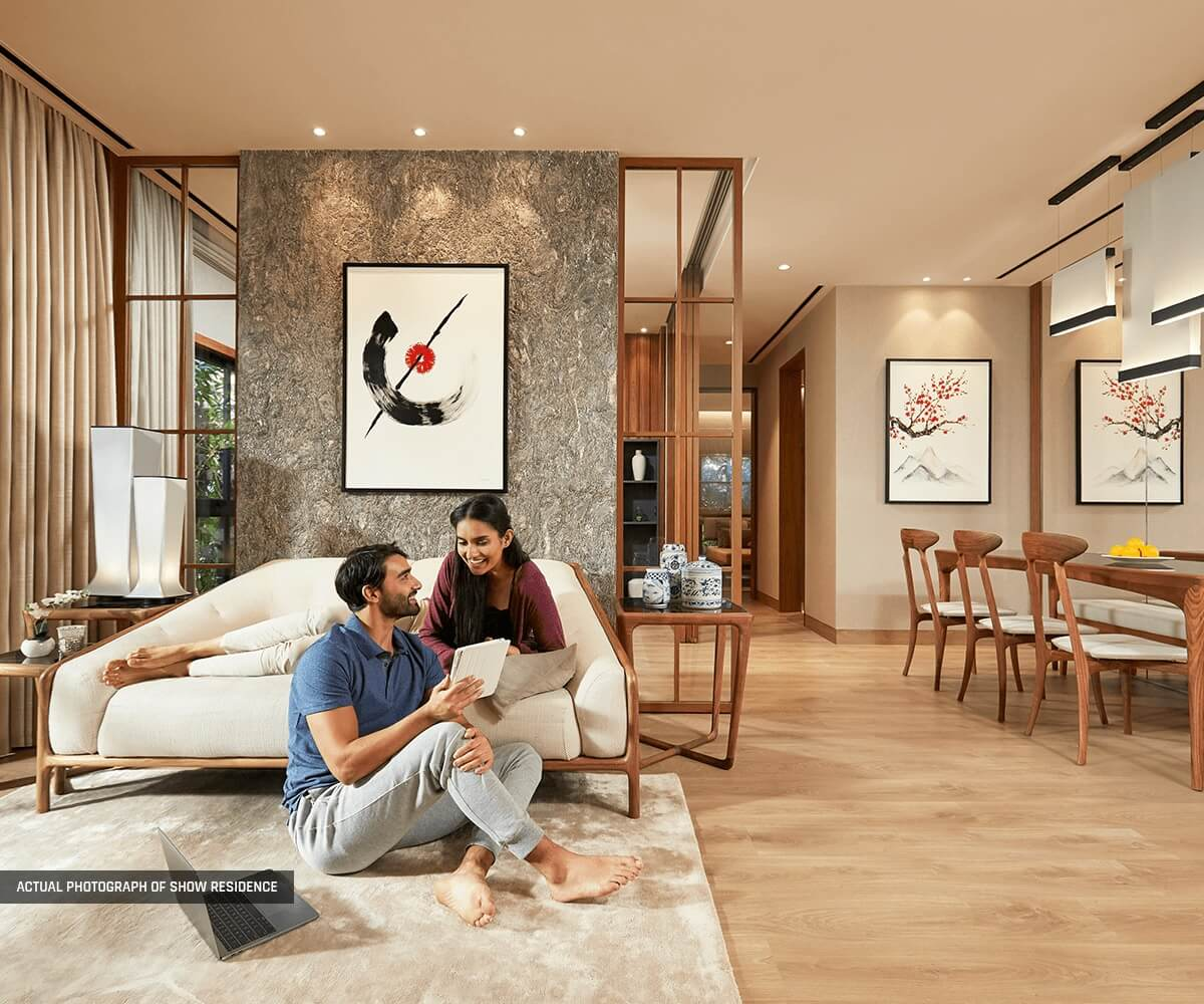 kanakia spaces zen world apartment interiors1