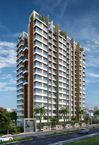 kyraa ariso apartment project tower view1
