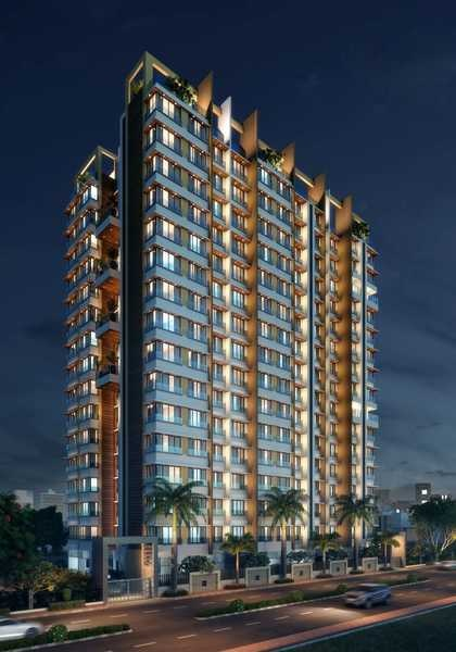 kyraa ariso apartment project tower view2