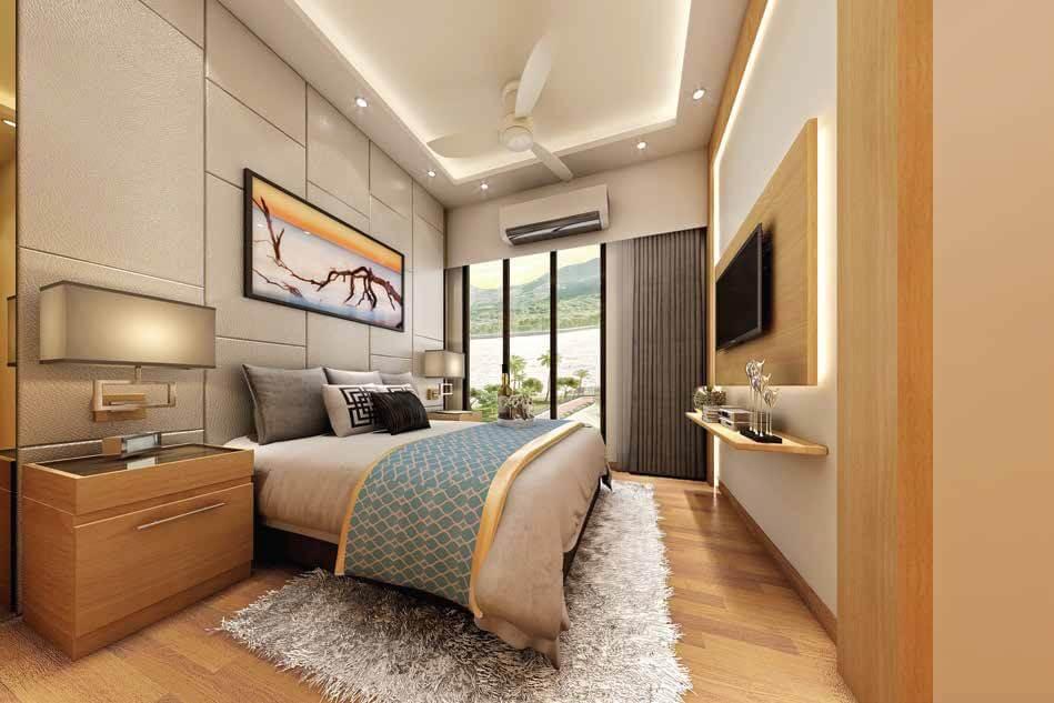 labdhi gardens phase 8 apartment interiors6
