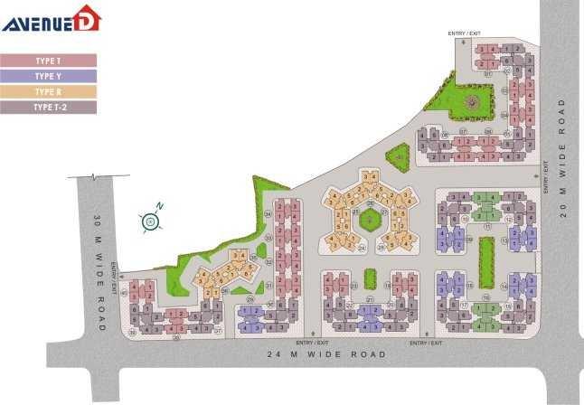 master-plan-image-Picture-laxmi-avenue-d-global-city-ph-ii-2176664