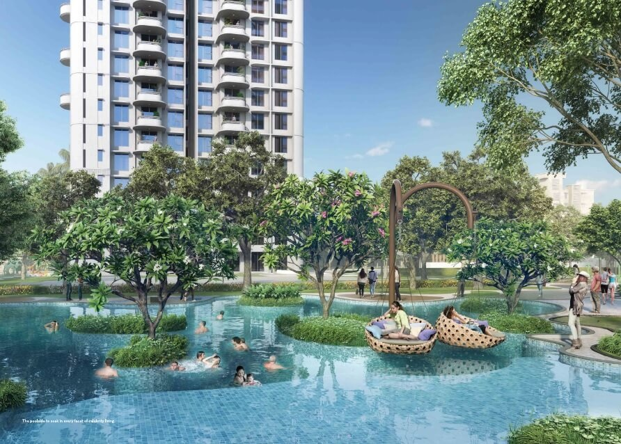 lodha bel air project amenities features1