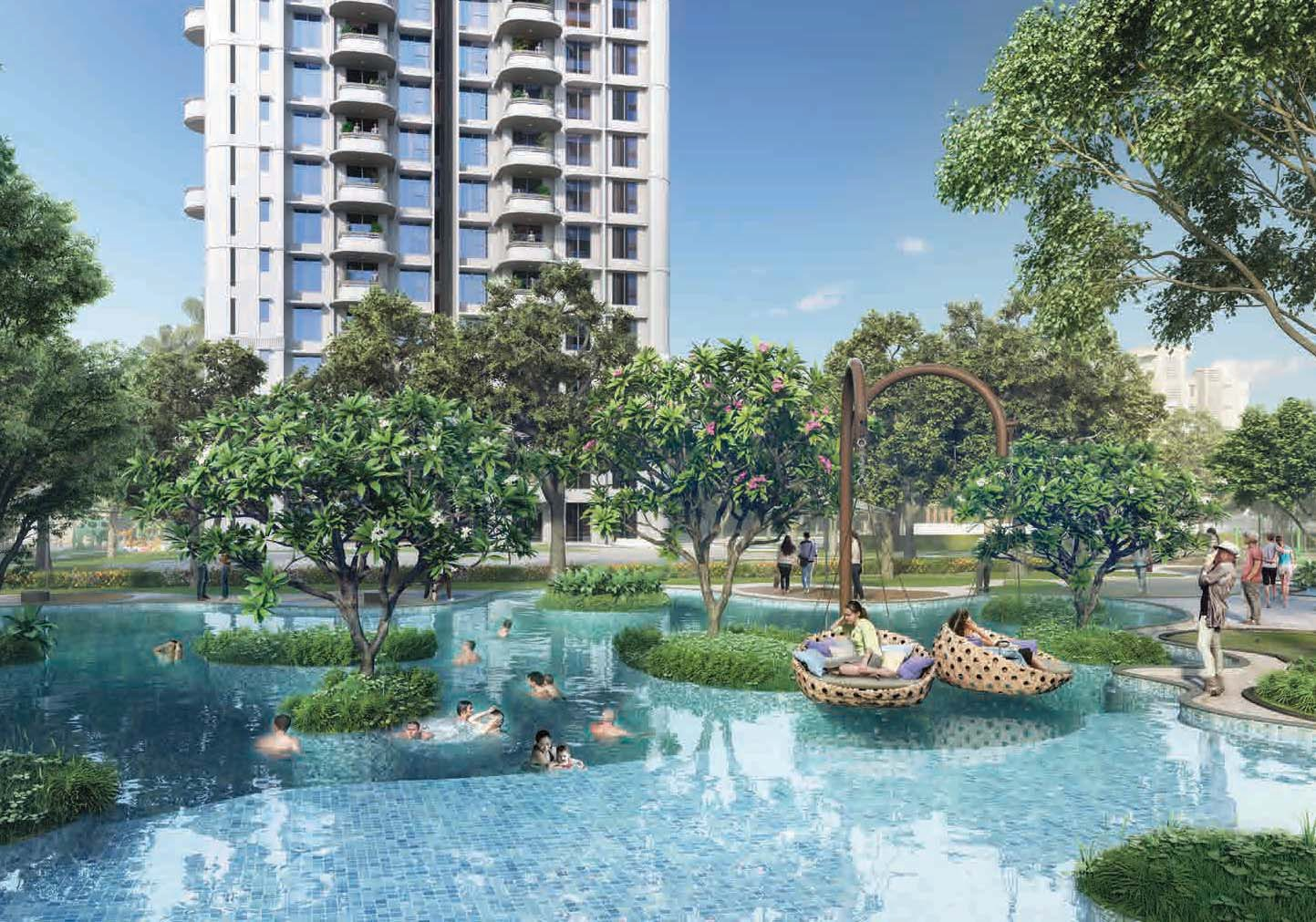 lodha bel air project amenities features4