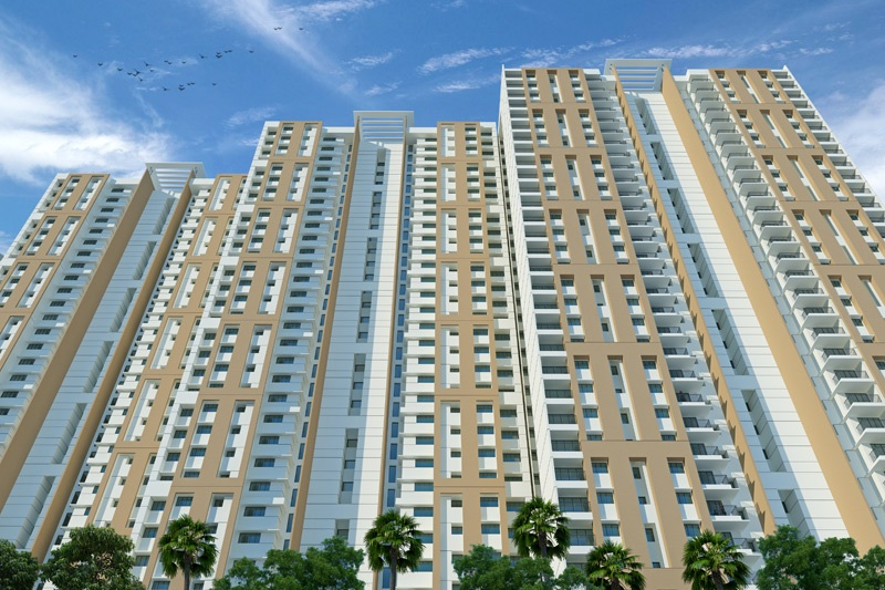 lodha blockbuster project tower view1