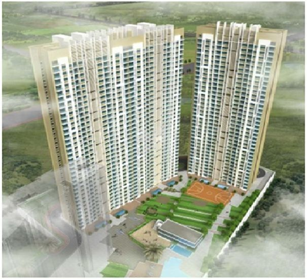 lodha celestia project tower view1