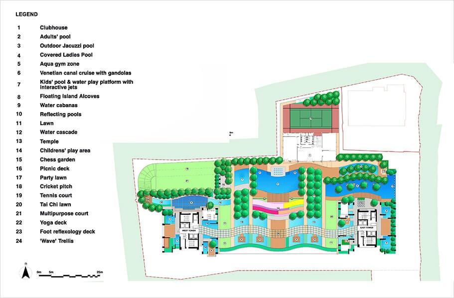 lodha codename hidden jewel project master plan image1