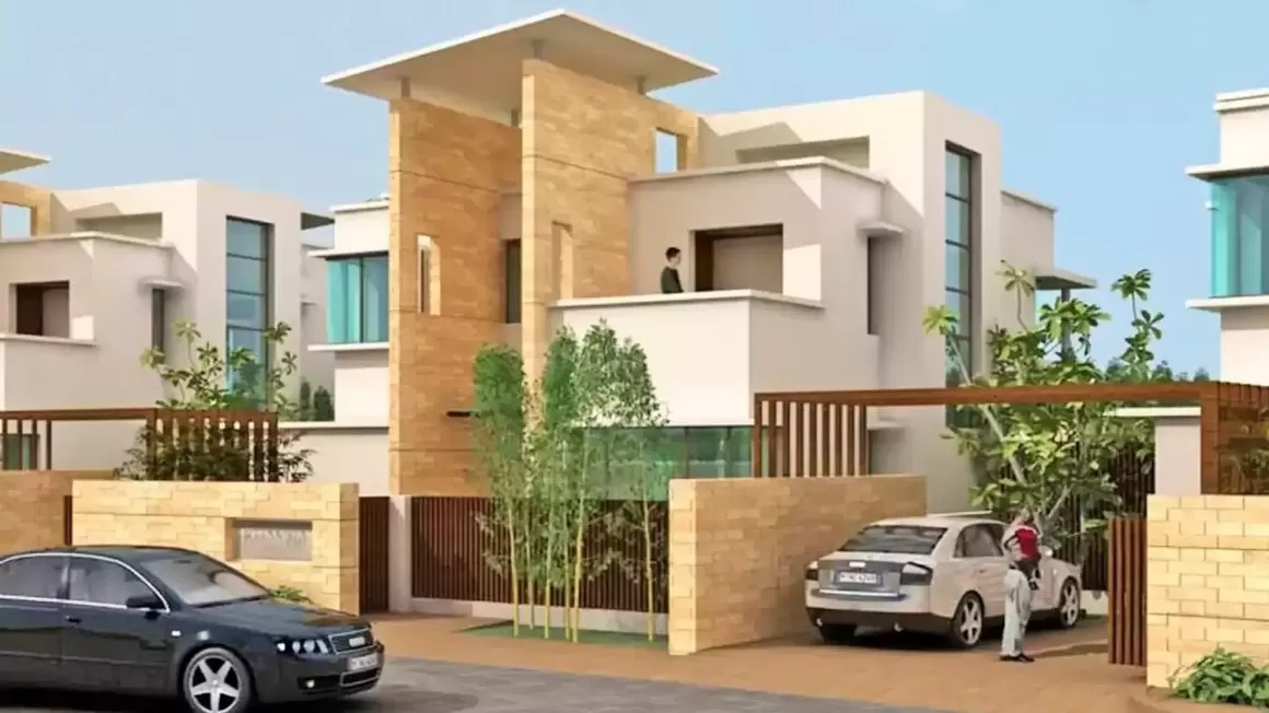 lodha golflinks villas project tower view1