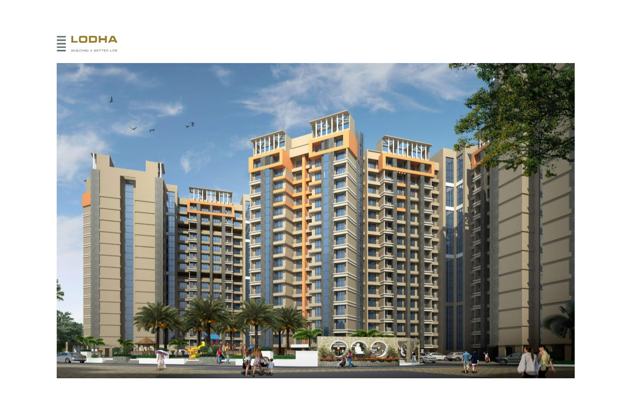 lodha panacea phase 2 project tower view3