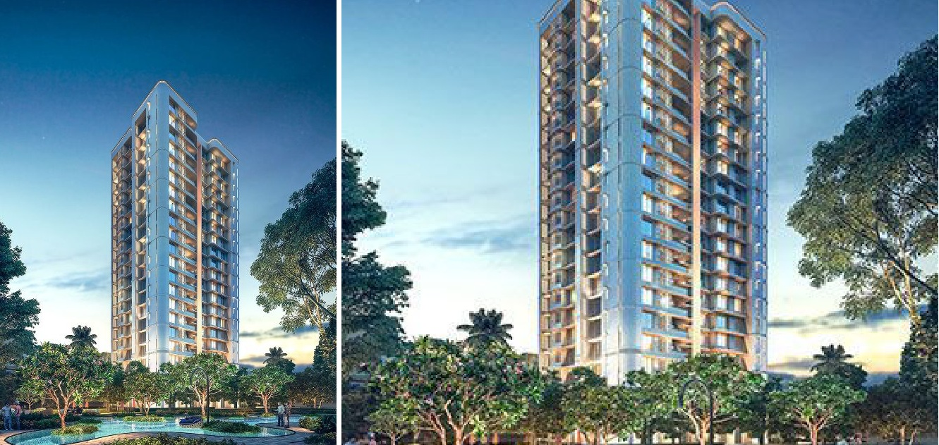 lodha patel estate tower a and b tower view4