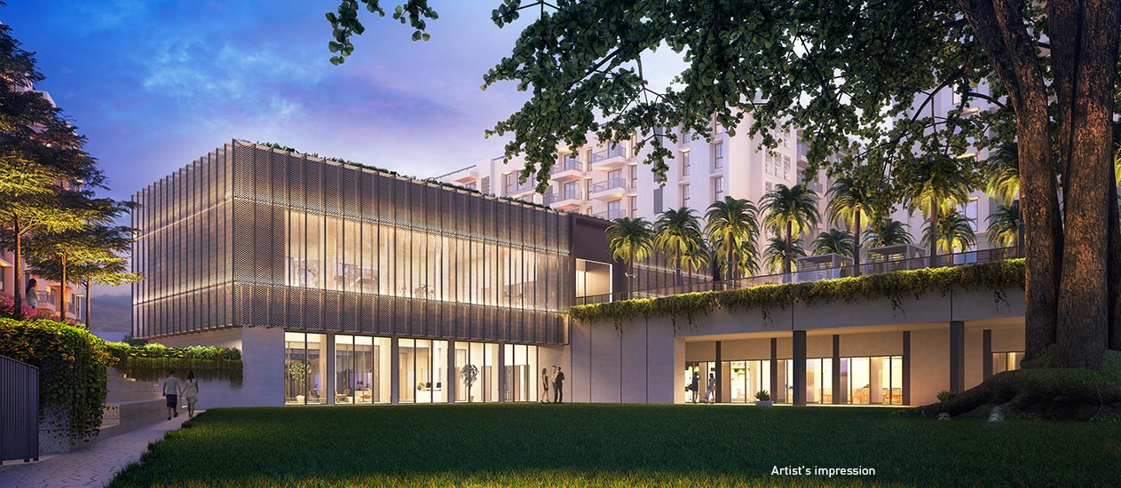 lodha sterling tower amenities features11