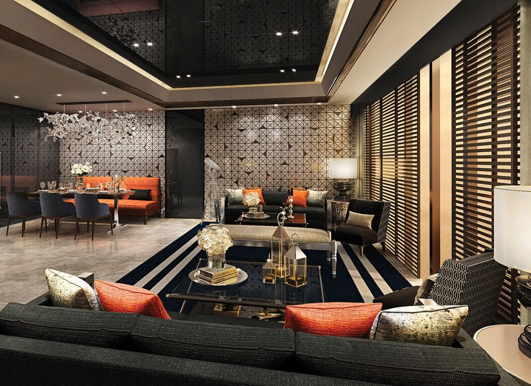 lodha trump tower amenities features2