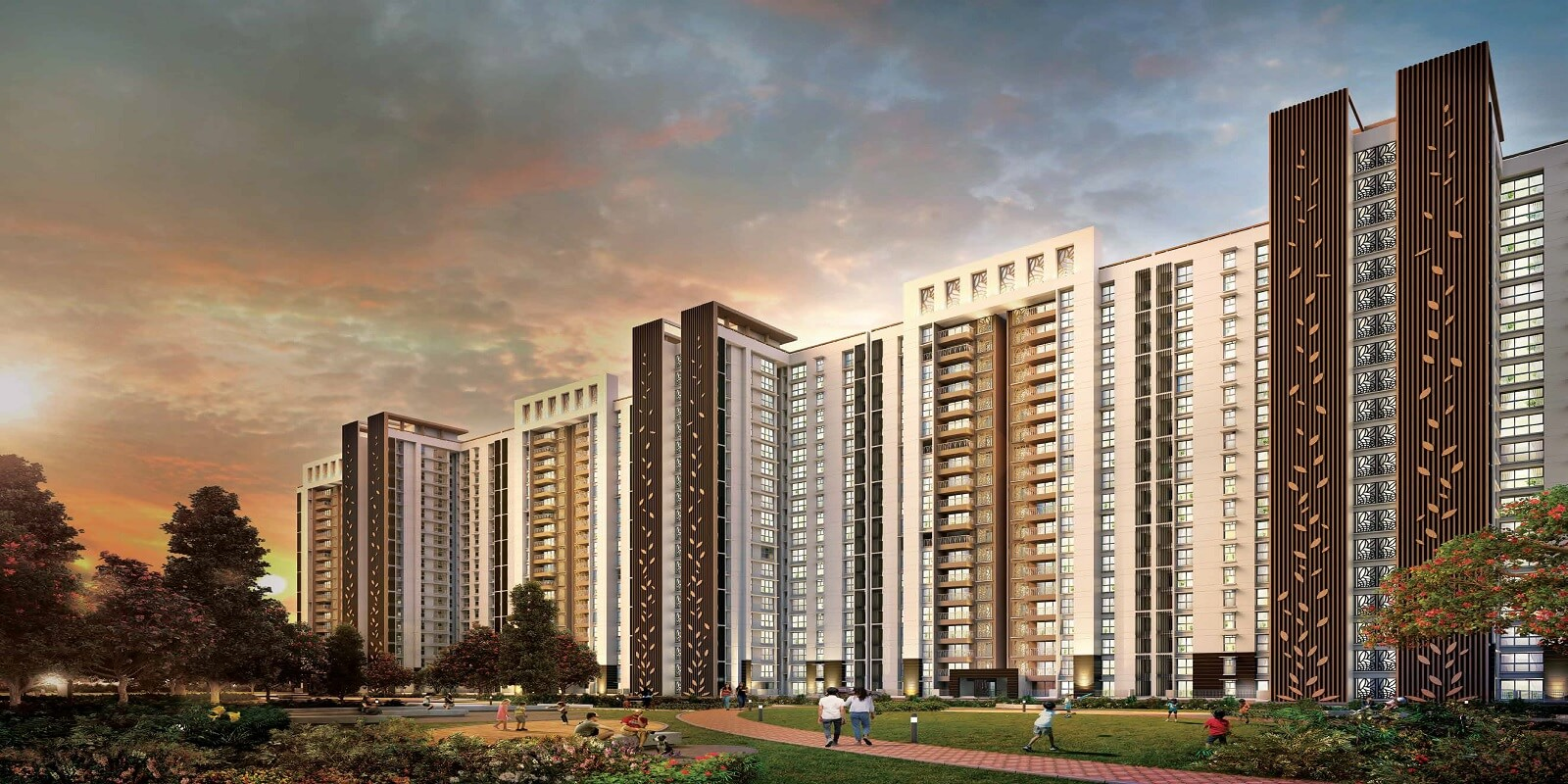 lodha upper thane treetops a to f and c1 c2 project large image2