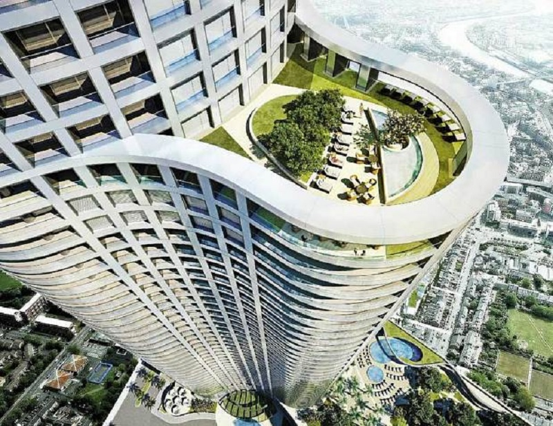 lodha world one project amenities features10